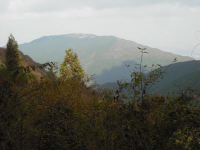 金剛山から葛城山