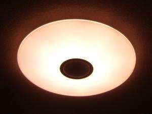 さくら色照明