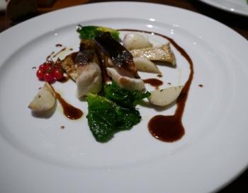 P1030335魚料理