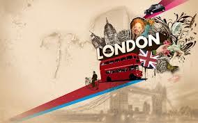 ロンドンお