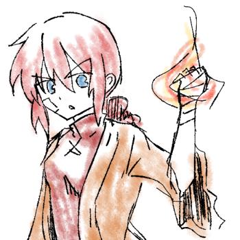 赤モン子2
