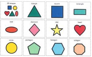 2D shapes 001