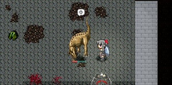 ティラノサウルスと