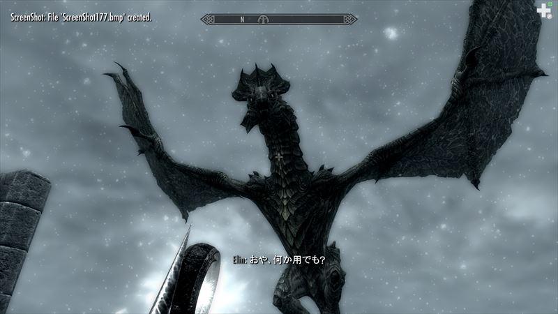 ドラゴン襲撃1