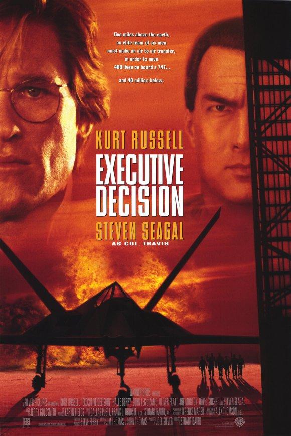 Executive Decision [1996] DVDRip