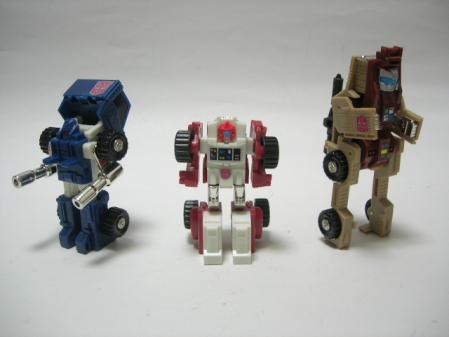ミニボットチーム 残り (19)