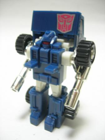 ミニボットチーム 残り (5)