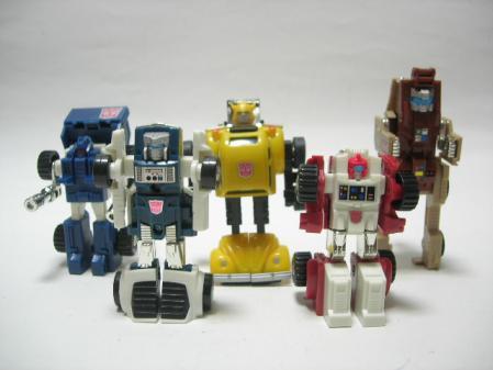 ミニボットチーム 残り (21)