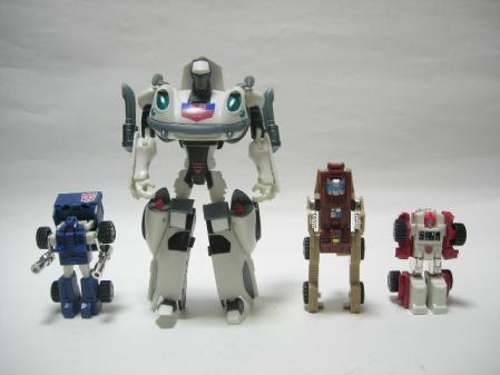ミニボットチーム 残り (20)