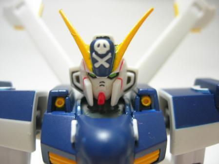 ロボ魂 クロスボーンガンダムX1 (7)