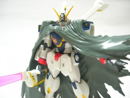 ロボ魂 クロスボーンガンダムX1 (12)