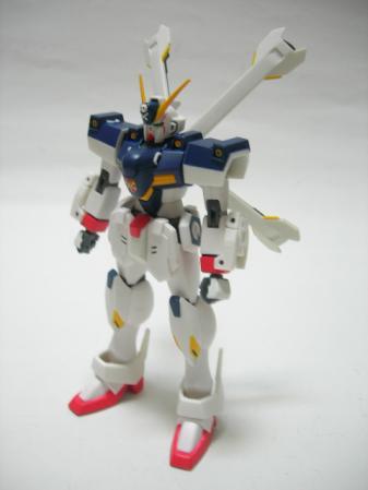 ロボ魂 クロスボーンガンダムX1 (1)