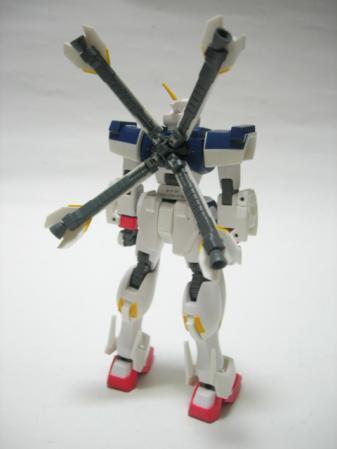 ロボ魂 クロスボーンガンダムX1 (4)