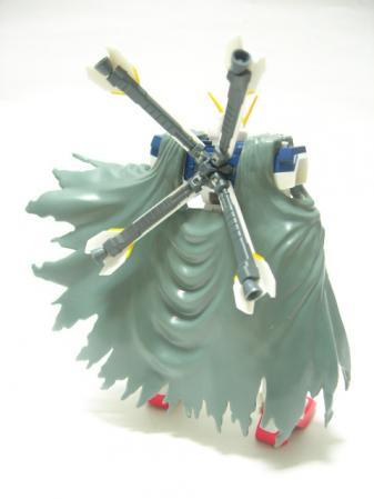 ロボ魂 クロスボーンガンダムX1 (11)