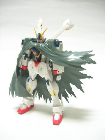 ロボ魂 クロスボーンガンダムX1 (10)