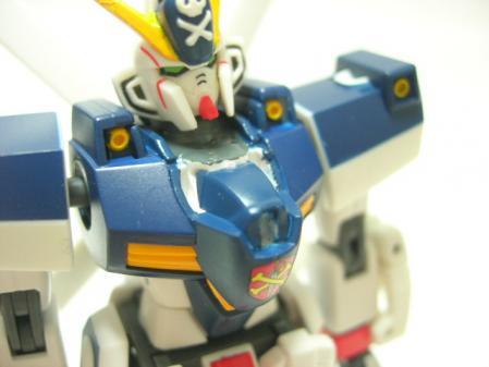 ロボ魂 クロスボーンガンダムX1 (8)