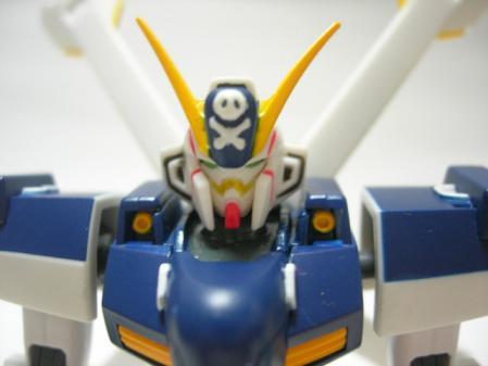 ロボ魂 クロスボーンガンダムX1 (6)