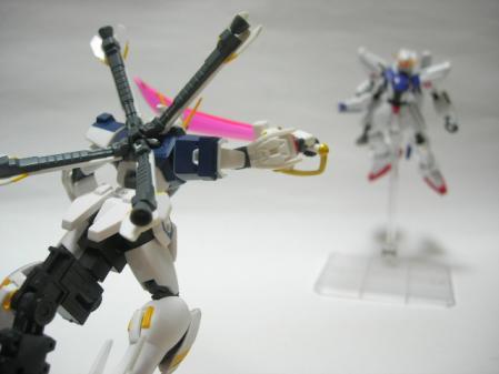 ロボ魂 クロスボーンガンダムX1 (17)