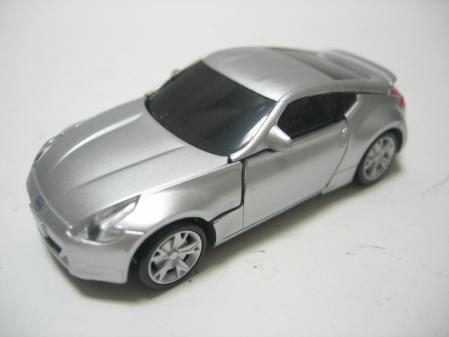 ダイヤロボ 銀 (1)