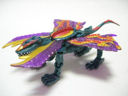 ビーストマシーンズ ゲコボット (4)