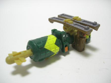 アストロブラスター(緑) (5)