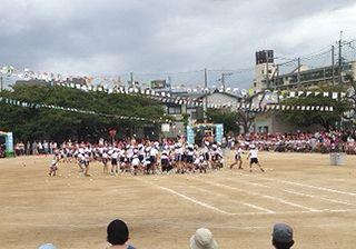 石橋小学校の運動会 - 池田市の...