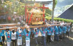 20121021梅田春日祭り3