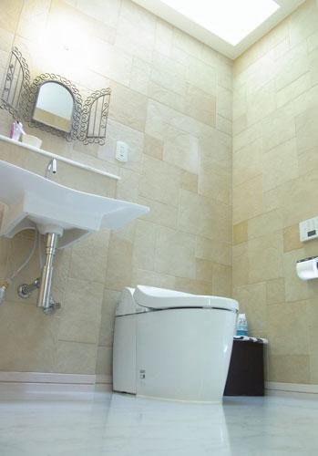 トイレの天窓