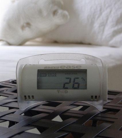 室内湿度26