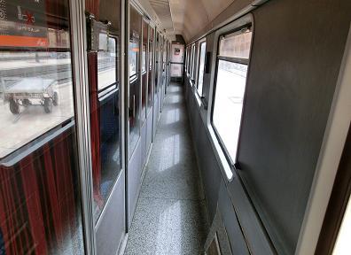 マラケシュ→カサブランカ列車4