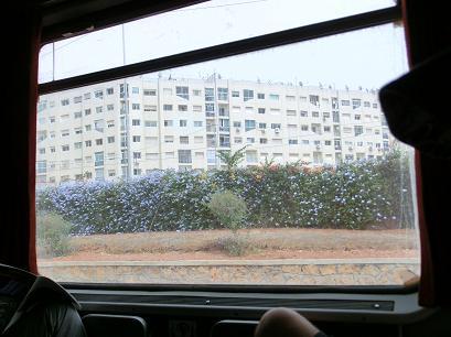 マラケシュ→カサブランカ列車8