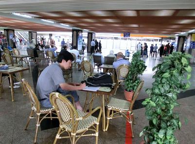 カサブランカ空港1