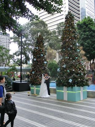 香港クリスマス2