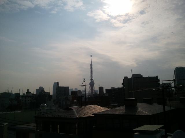 2012-05-21 東京タワー