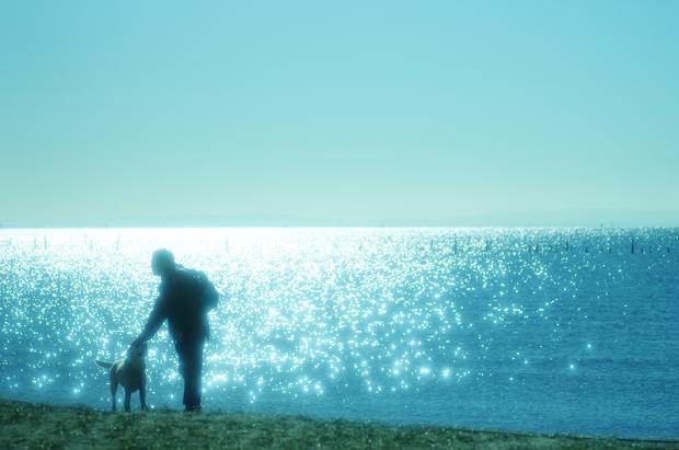 海撮るのは明るさが難しいのだ!