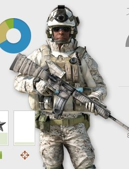 BF3 beforeゴリラ