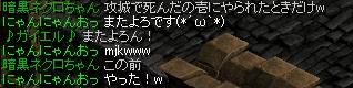 ヾ(o´∀`o)ノワァーィ♪