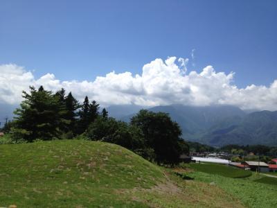 8月5日の山