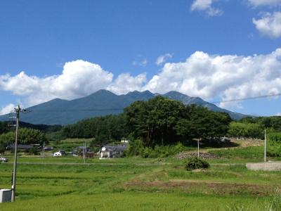 8日の八ヶ岳