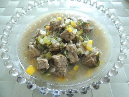 牛肉ワンご飯