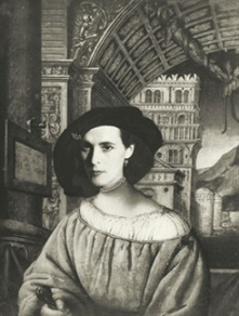 レオノーラPortrait of Leonora Carrington by Kati Horna, 1987