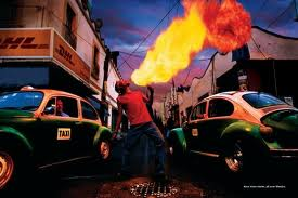 fire eater mexico