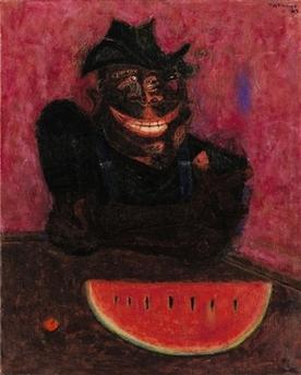rufino El Comedor De Sandias1949