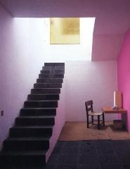 6◎バラガン邸、書斎