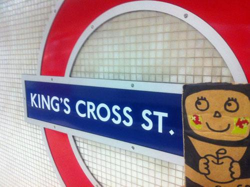 ringo in the underground