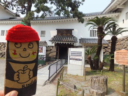②小倉城入口
