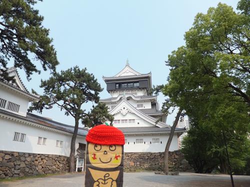 ⑫小倉城2