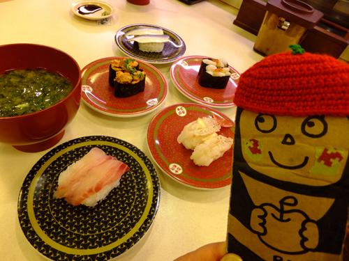 ⑧回転寿司2