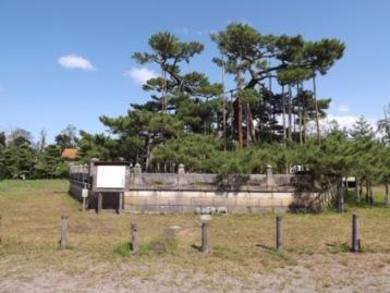 篠原合戦城