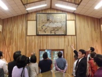 平泉寺宝物館
